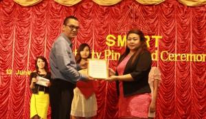 2014 pin award 2
