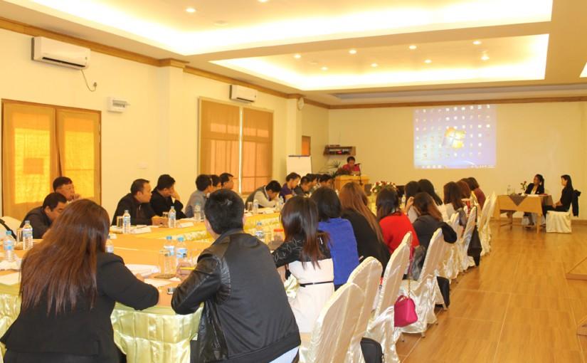 2015 Budget Meeting